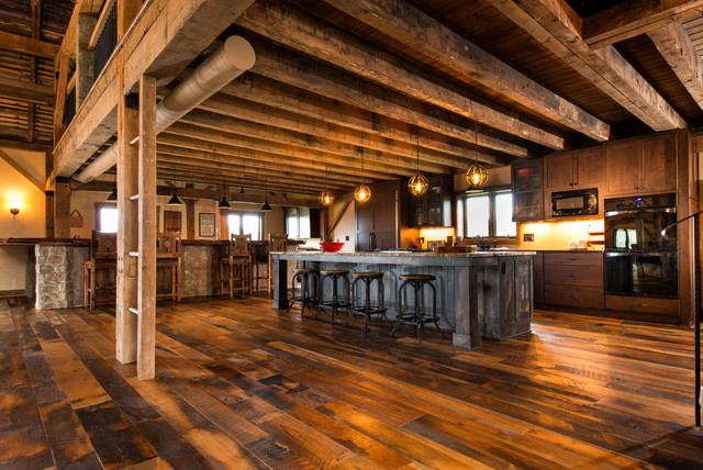 Old Dirty Top Reclaimed Barn Flooring - Click Image to Close